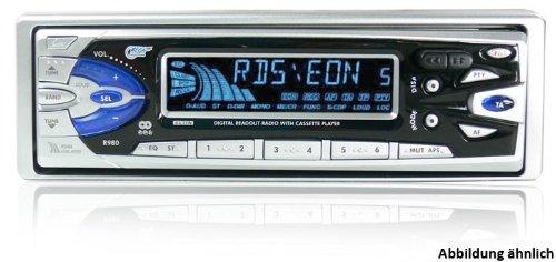 Autoradio CD-Player MP3 4x40W Line Out Equalizer