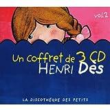 Coffret 3 CD : Henri Des /Vol.2