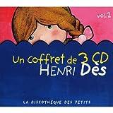 echange, troc Henri Dès - Coffret 3 CD : Henri Des /Vol.2