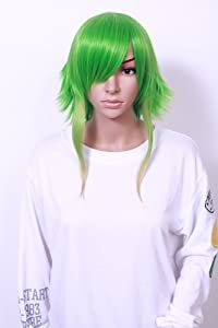 Gumi Vocaloid Camellia Cosplay Wig High Quality New Design of Japon Manga Video Games Wigs Convention From CosplayerWorld GH111