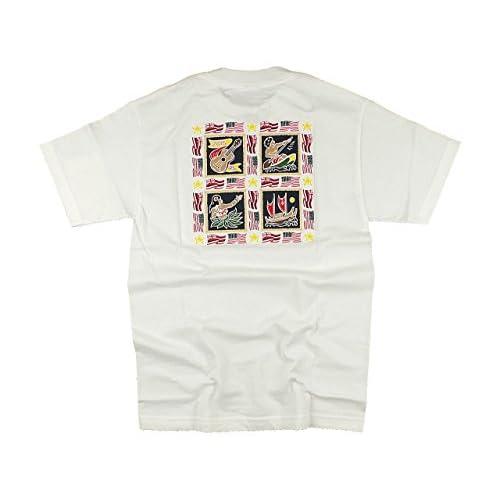 レインスプーナー REYN SPOONER 半袖Tシャツ サマーコメモラティブ ホワイト L