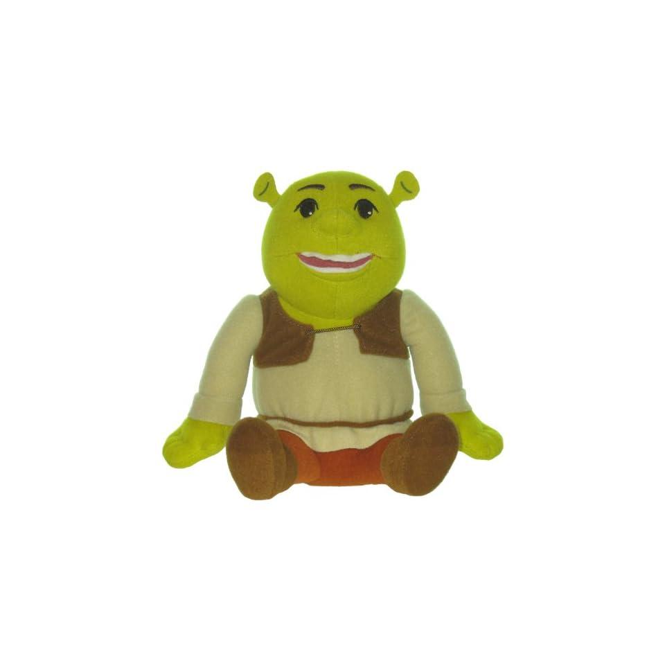 Shrek Forever After Shrek Plush