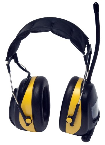 Metro Tunes Hearing Protection Headset With Am/Fm Radio And Audio Input front-674475