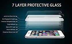 Premium Tempered Glass Screen guard for Iphone 4/4s