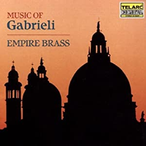 Music of Gabrieli and his Contemporaries from Telarc