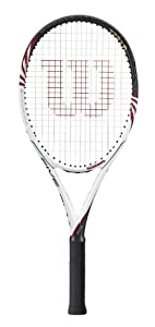 WILSON FIVE BLX TENNIS RACQUET - Authorized Dealer - 4 1 4 racket - L2 - BLX 5. My GN by V_Wellcome