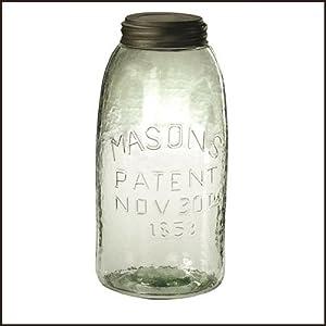 Mason Fruit Jar - Half Gallon Half Gallon