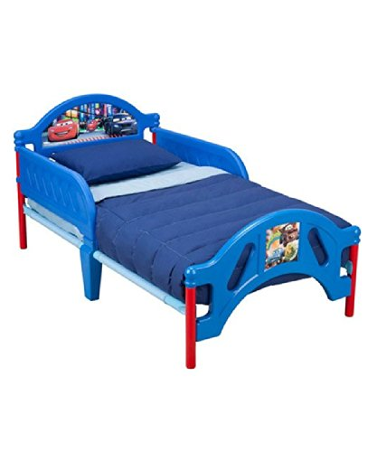 "Disney Cars ""Mission Unstoppable"" Toddler Bed - 1"