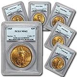 41NKl6jTcKL. SL160  $20.00 St. Gaudens (MS 62)   (PCGS ONLY!)