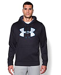 Men\'s Under Armour Storm Armour Fleece Twist Hoodie, Black (001), X-Large