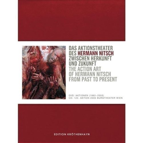 Action Art of Hermann Nitsch [DVD] [Import]