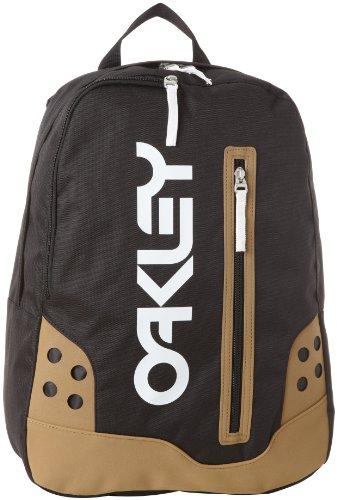 Oakley, Zaino Uomo B1B Pack, Nero (Black/White), 43 x 33 x 18 cm
