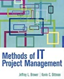 img - for Methods of IT Project Management book / textbook / text book