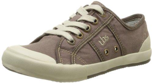 TBS  Opiace,  Sneaker donna Marrone Marron (A705 Colis 12P Choco) 39