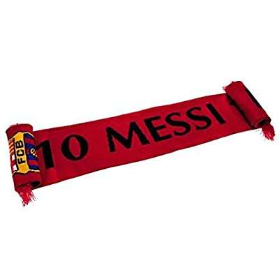 Official FC Barcelona MESSI scarf
