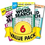 Favorite Word Search Puzzle-6 Pack