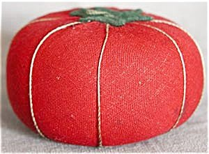 Tomato Pin Cushion By The Each