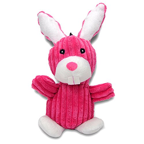 Squeaky Plush Dog Toy,Pet Chew Rabbit Toys