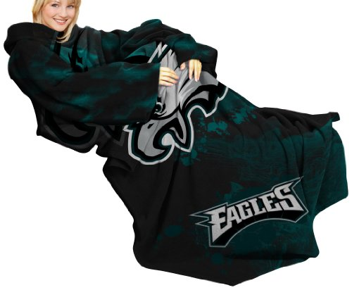 Philadelphia Eagles Snuggie Blanket EaglesBlanket With