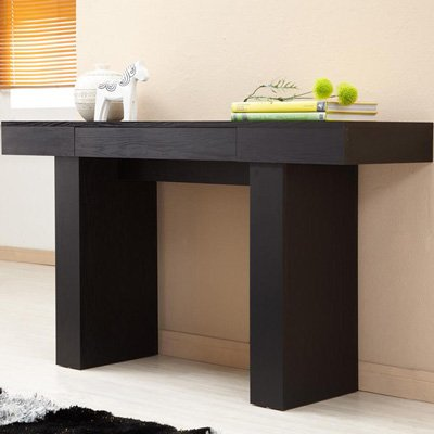 Cheap Enitial Lab Andre Modern Console Table with Hidden Drawer – Black (YNJ-ST2025-A1)