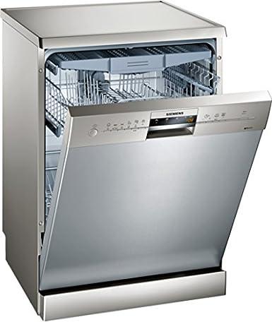 Siemens SN26P880EU Lave-vaisselle 44 dB A++ Argent