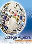 College Algebra: Concepts and Contexts (Includes Webassign)College Algebra: Concepts and Contexts