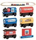 Chevron Train Set by ERTL special edition