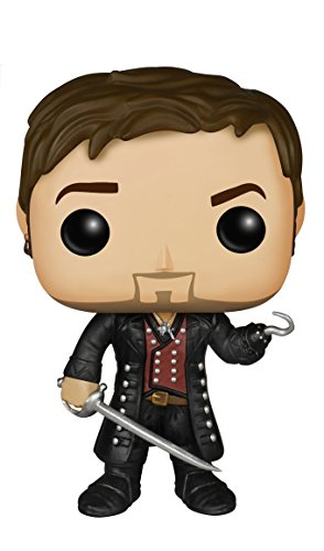 Funko Pop Tv: Once Upon A Time - Hook Figurina