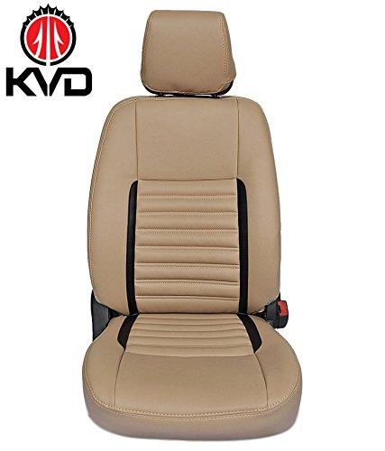 KVD Autozone Leatherite Car Seat Cover For Maruti Suzuki Ertiga Without Arm Rest