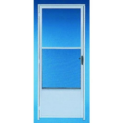 Exterior doors croft llc f05782 style 163 combination for Door and screen door combo