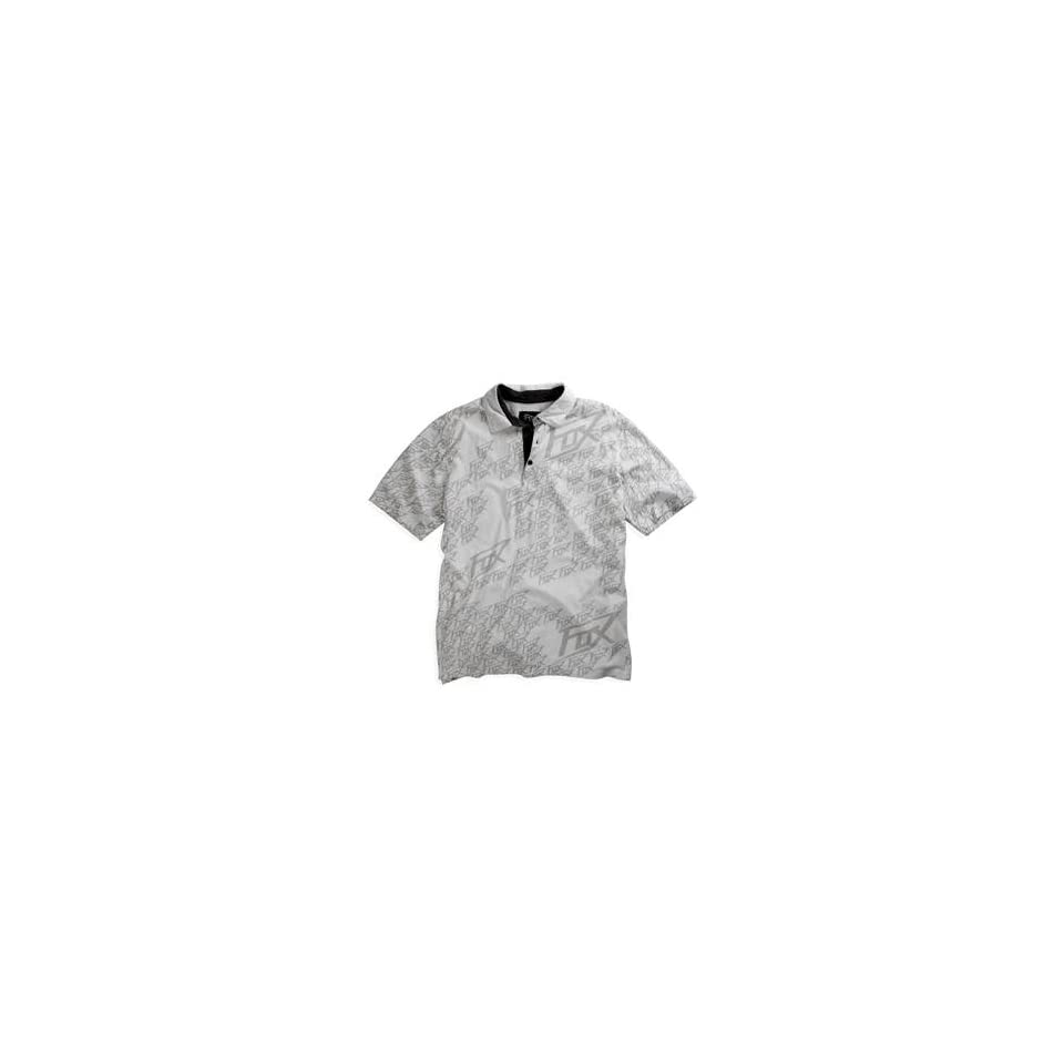 Fox Racing Supersonic Polo   Small/White
