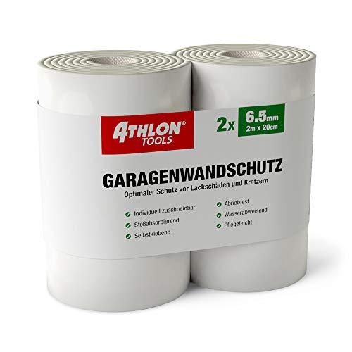 4er Set Auto Türschutzleiste Garagenschutz Wandschutz: Schutz- And Zierleisten