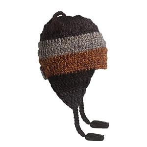FU-R Joe Seafus Ski Hat, Black, One Size