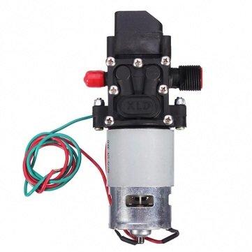 60W Diaphragm Pressure Pump Mini High Pressure Electric Pump 8-10Kg