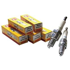 NGK (1029) BPMR6A-10 Standard Spark Plug, Pack of 1