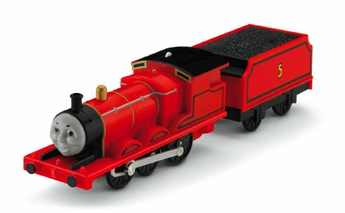 Thomas and Friends TrackMaster James Playset