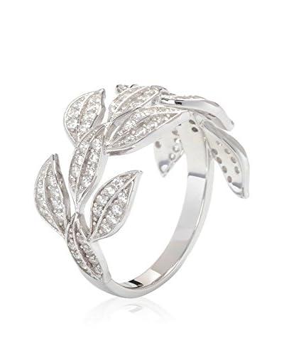 DI GIORGIO PARIS Ring Bgr1602159-03 rhodiniertes Silber 925