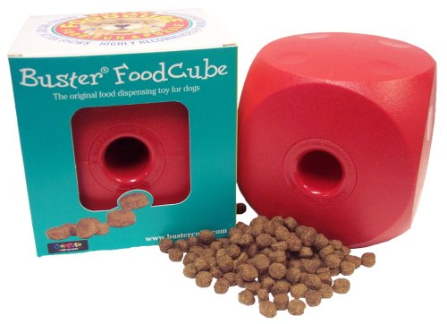 Buster Food Cube Large Size Colors May VaryB0006G54V8