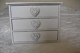 shabby chic trinket box