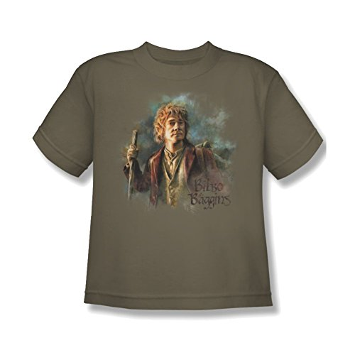 Youth: Bilbo Baggins The Hobbit: An Unexpected Journey T-Shirt HOB1059YT