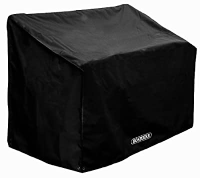 Bosmere np0452Seat Bench Seat Cover–Grau