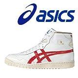 アシックス ASICS ファブレ ジャパン L TBF707(0123) バスケットシューズ ホワイト×レッド 26.0cm