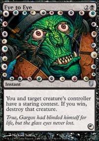 Magic: the Gathering - Eye to Eye - Unhinged
