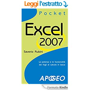 Excel 2007 Pocket