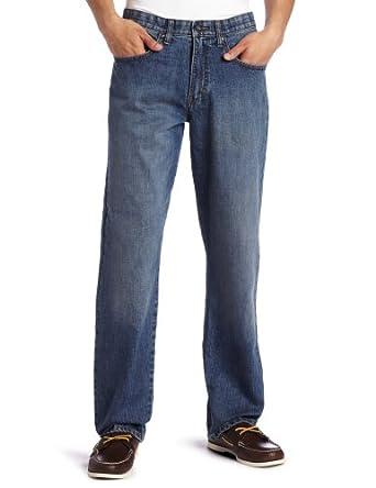 Lee Men's Big & Tall Premium Select Loose Comfort Waist Jean, Drifter, 44x30