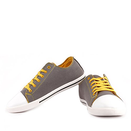 GlobaLite Men's Casual Shoes Strike Grey GSC01049