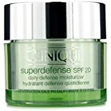 Clinique - Superdefense Daily Defense Moisturizer SPF 20 (Combination Oily to Oily) - 50ml/1.7oz