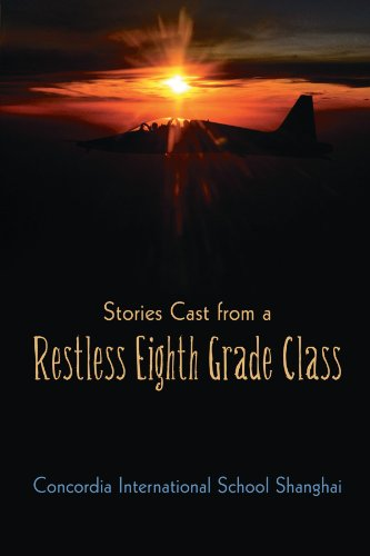 Stories Cast From A Restless Eighth Grade Class front-1064484