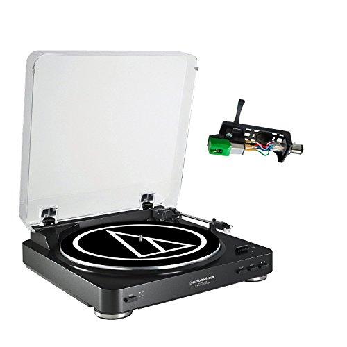 Audio-Technica-Turntable-and-Headshell-Cartridge-Bundle-ATLP60BKUSB
