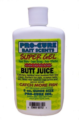 Pro-Cure Butt Juice Gel, 8-Ounce